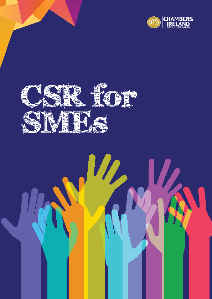 Chambers Ireland CSR Guide for SME's Image